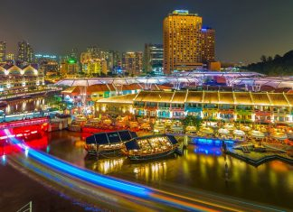 CLAKLE QUAY SINGAPORE,best place to go at night in singapore (2)