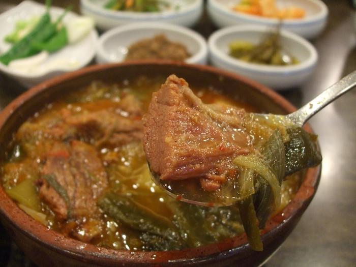 Bosintang (Dog Meat Stew Soup)