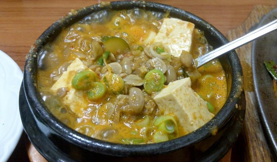 Cheonggukjang,strange food in korea,korean exotic food,weird korean food,korean strange food