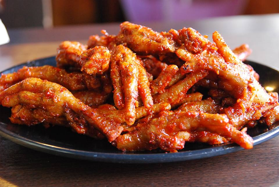 Dakbal,strange food in korea,korean exotic food,weird korean food,korean strange food (1)