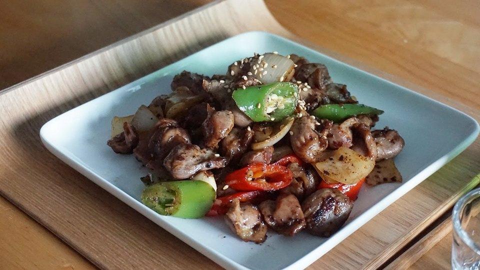 Dakdongjib (Chicken Gizzard) (1)