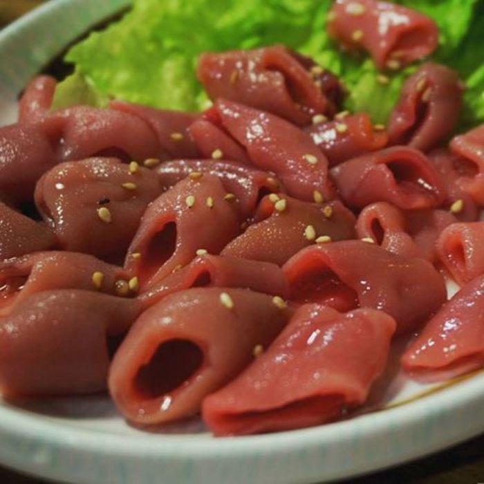 Gaebul Urechis unicinctus,strange food in korea,korean exotic food,weird korean food,korean strange food (1)