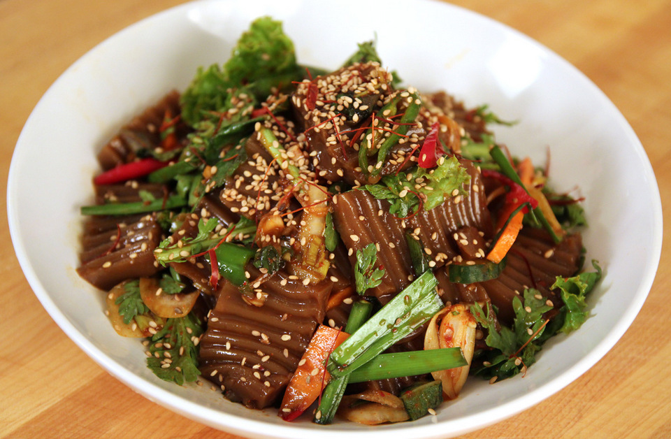 strange food in korea,unusual korean food,weird korean food,korean strange food