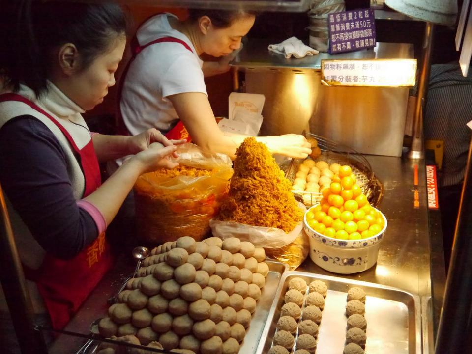 QQ Balls (Taiwanese Sweet Potato Balls) (3)