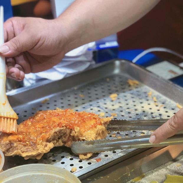 God Fried Chicken Steak,ruifeng (1)