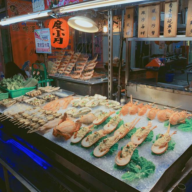 Liuhe Night Market,Liuhe Tourist Night Market,kaohsiung (1)