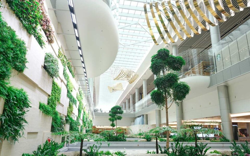 Jewel Changi| things to do in jewel changi airport