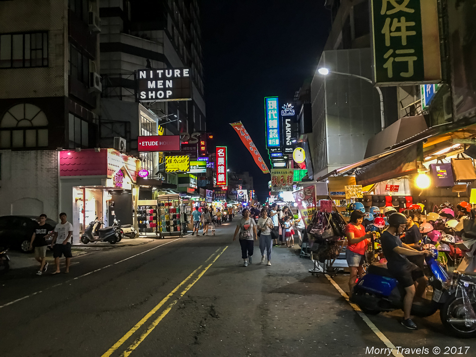 Chiayi Wenhua Road Night Market (1)