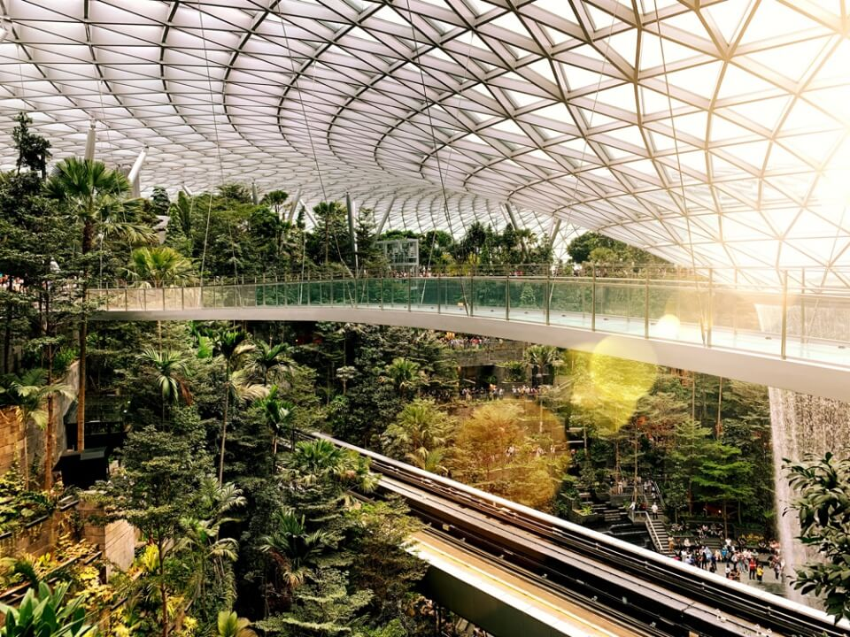 Jewel Changi| jewel changi airport review