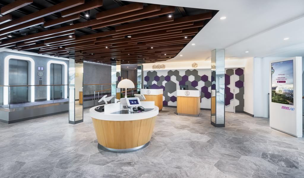 YOTELAIR Singapore Changi Airport,jewel changi airport review (1)