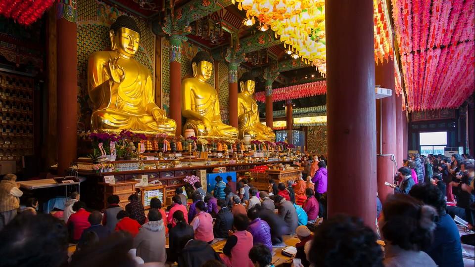 Jogyesa Temple (1)