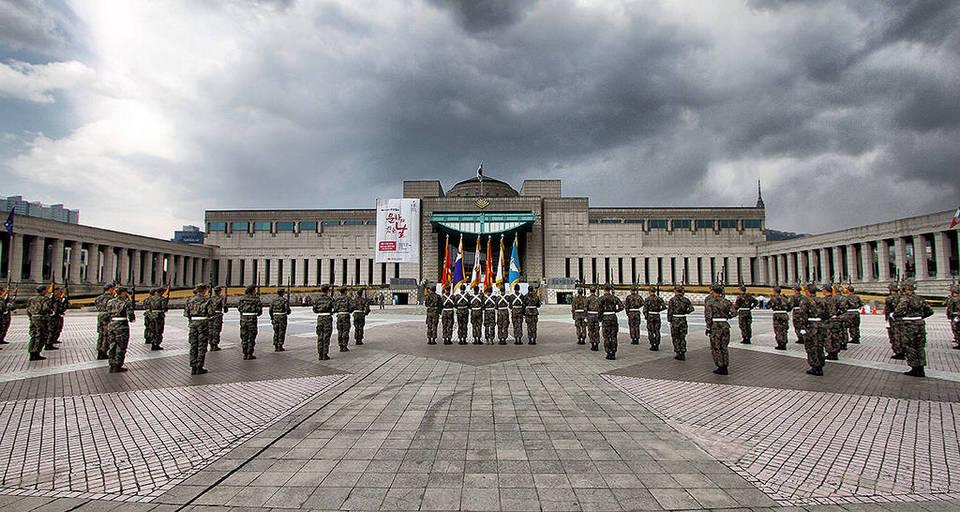 Korean War Veterans Memorial (1)