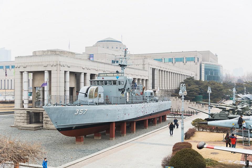 War Memorial of Korea23