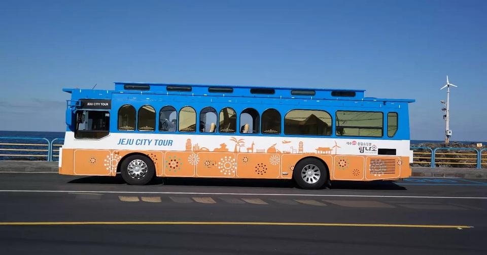 jeju city tour by bus