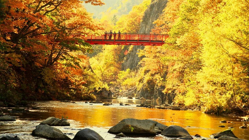 hokkaido autumn