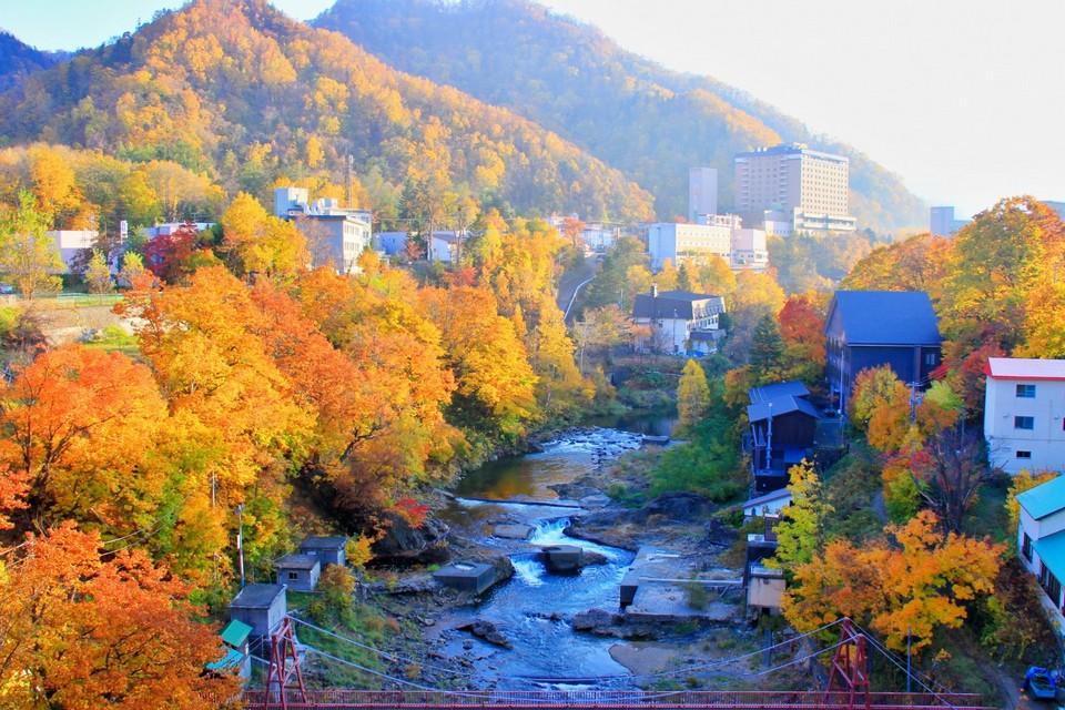 Jozankei autumn