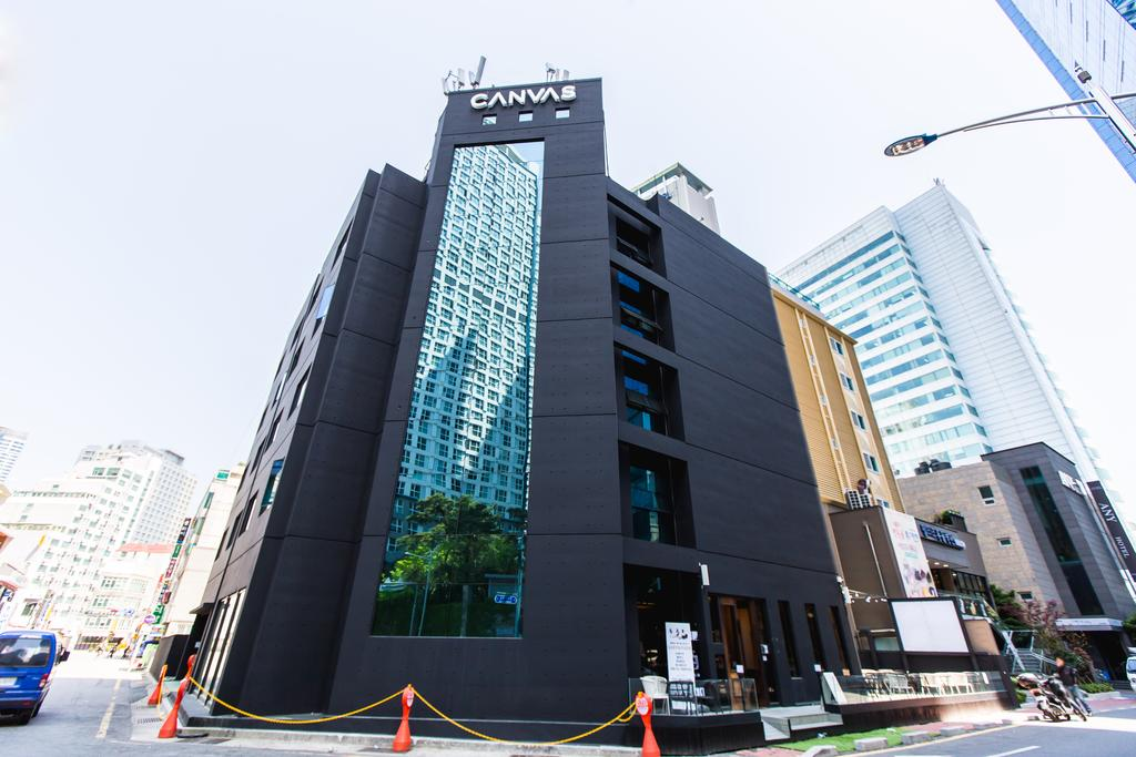 Canvas Hostel busan (1)