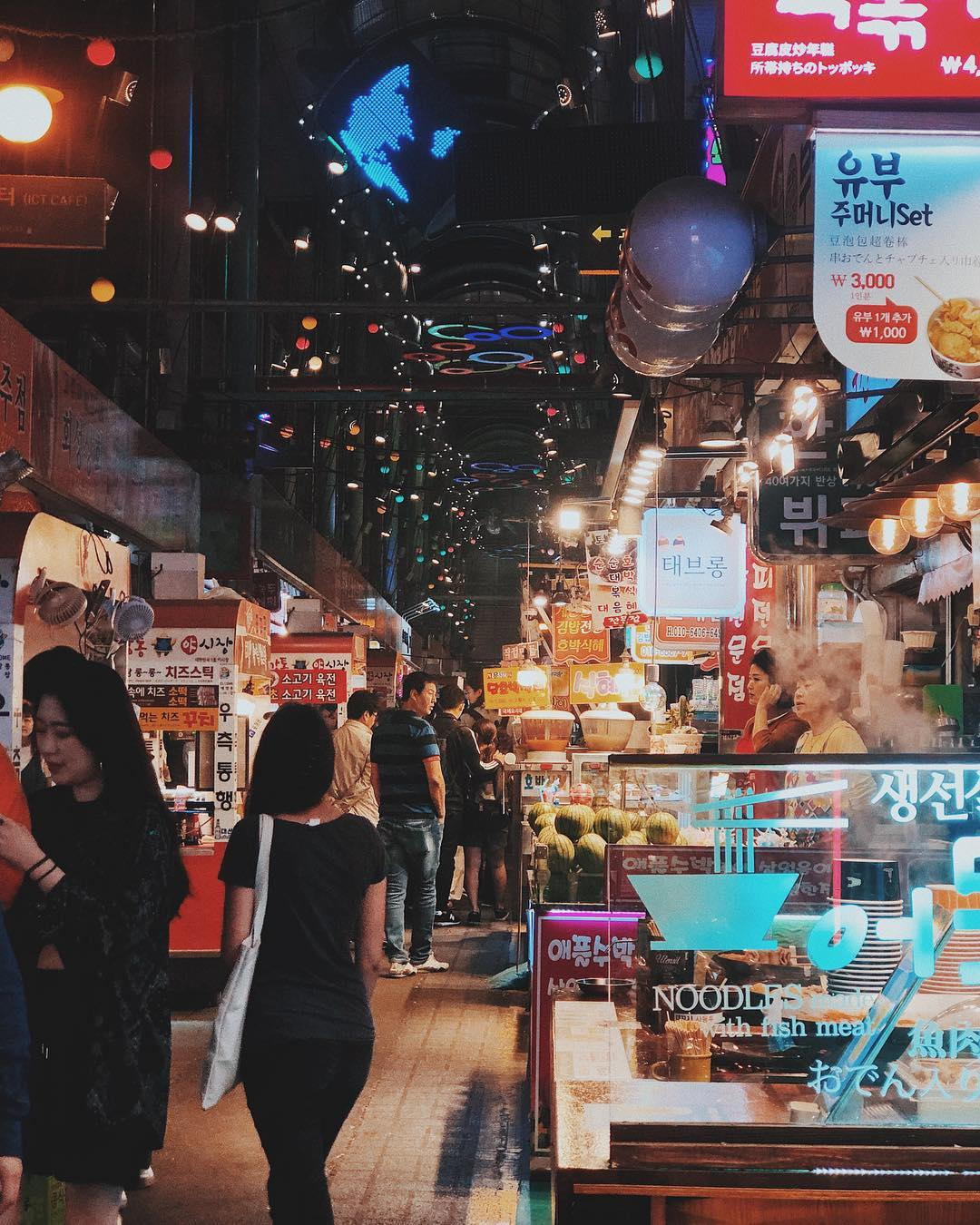 Bupyeong Kkangtong Market (Night Market) (1)