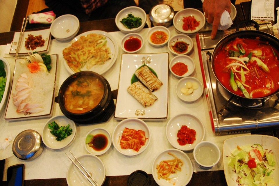 Galchi Jorim (Korean Spicy Braised Beltfish) jeju must eat food (1)