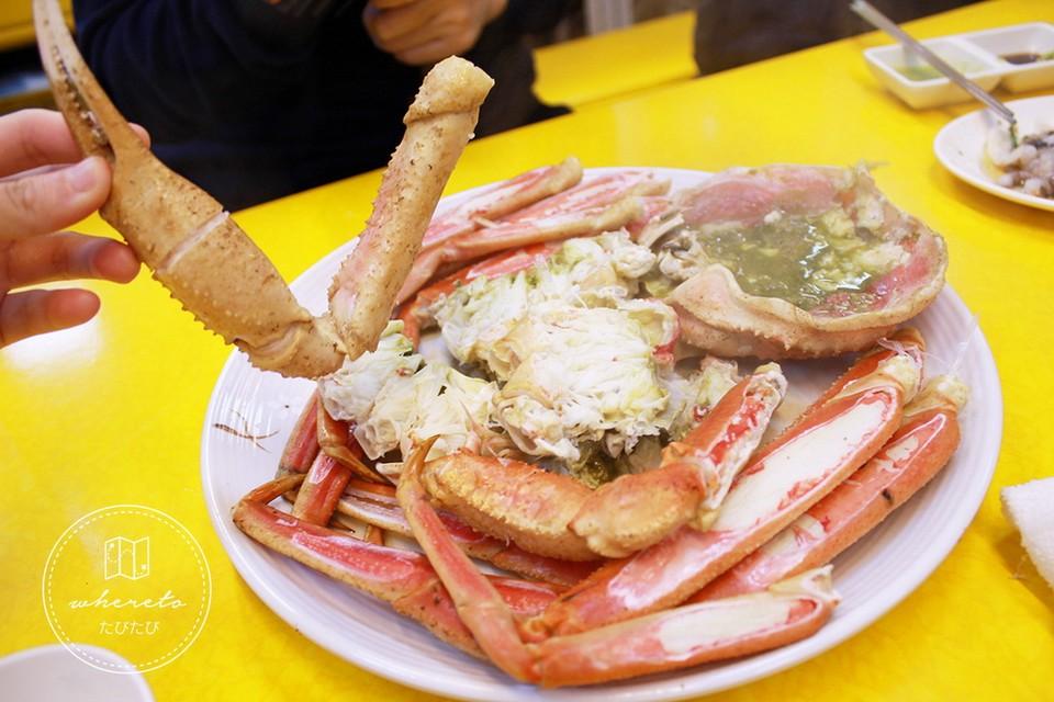 Gijang Market (Gijang Crab Market) busan (1)