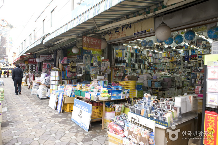 Gukje Market,busan traditional market (1)