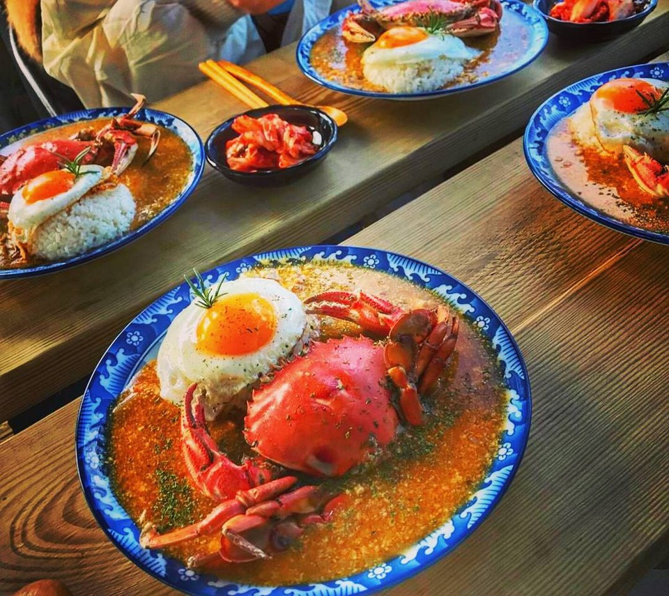 Hwangge – Crab Curry (1)