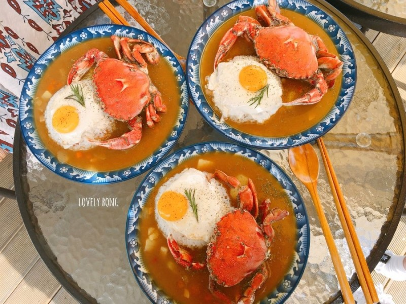 Hwangge – Crab Curry (1)