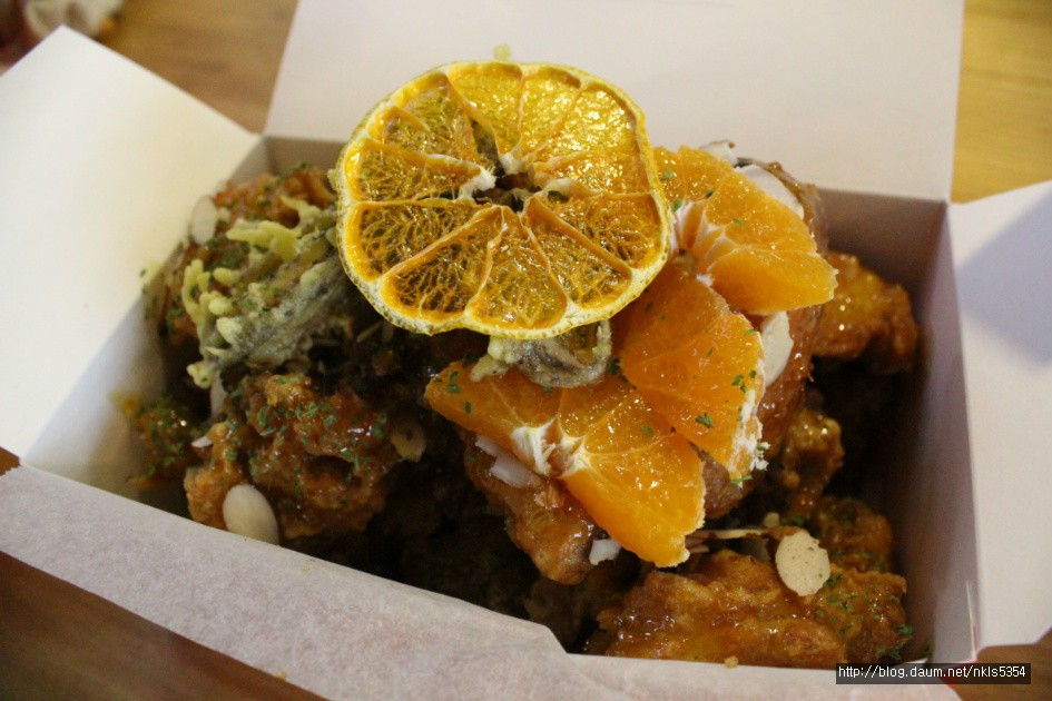 Orange fried chicken (1)