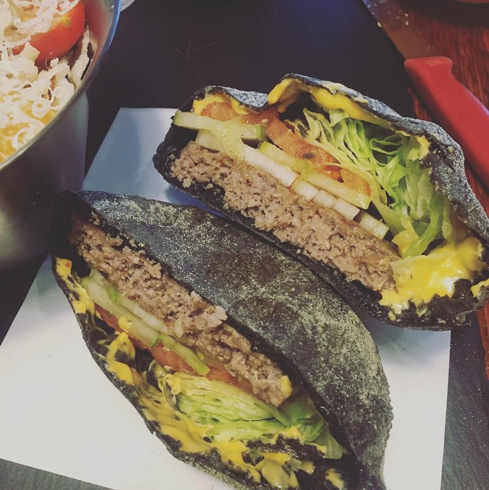 Sanbang Mountain Hamburger (1)
