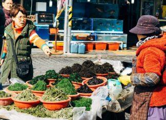 busan traditional market