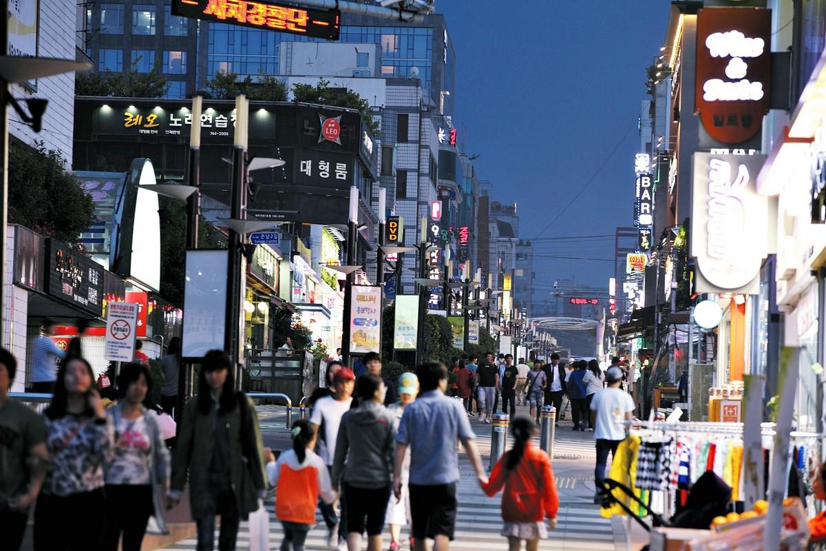 baozen street jeju