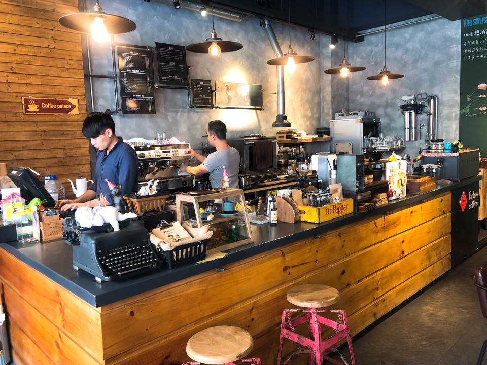 Parlare Coffee kaohsiung (1)
