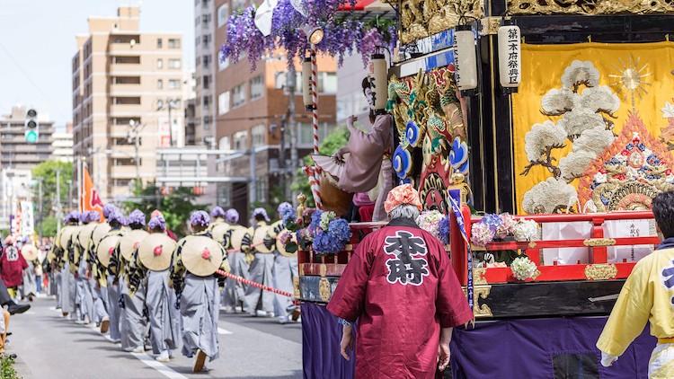 Sapporo Autumn Festival (1)