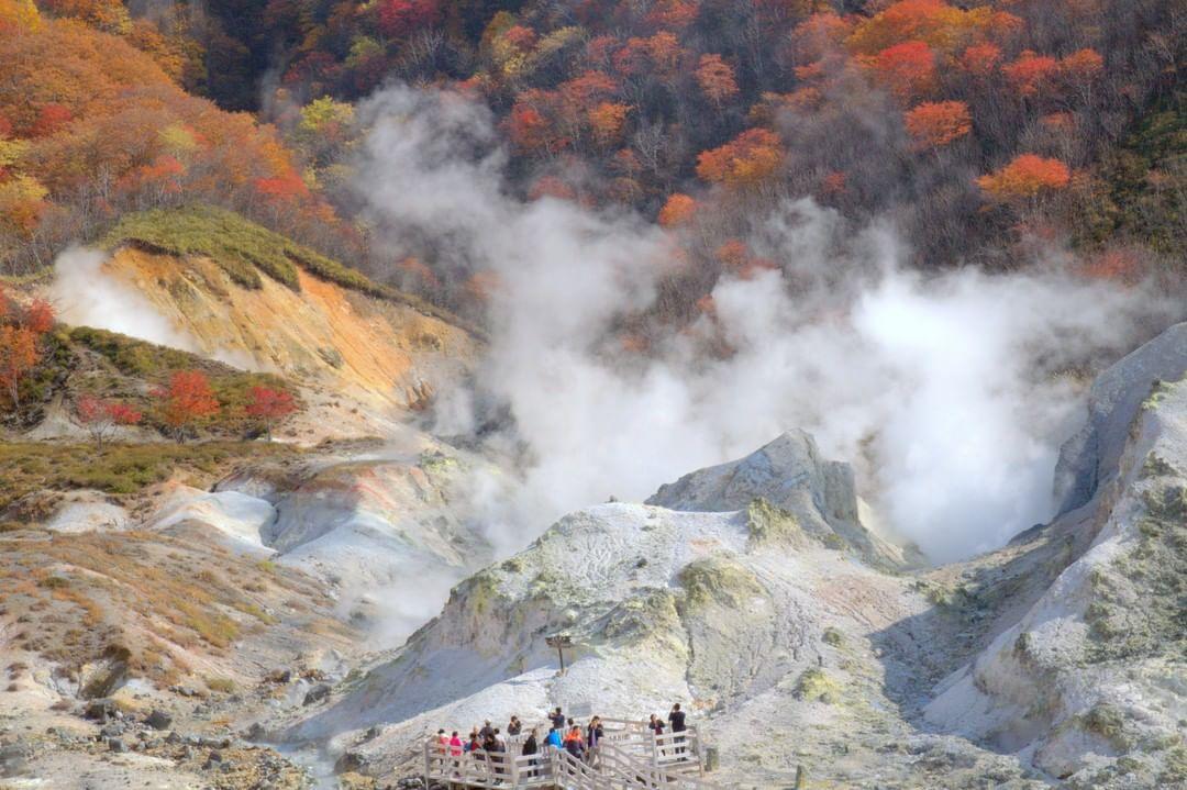 hokkaido travel blog autumn