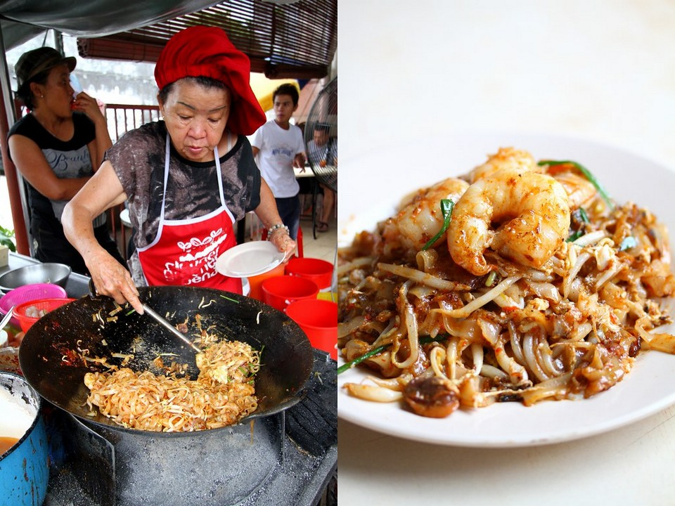 Sisters Fried Kway Teow (1)