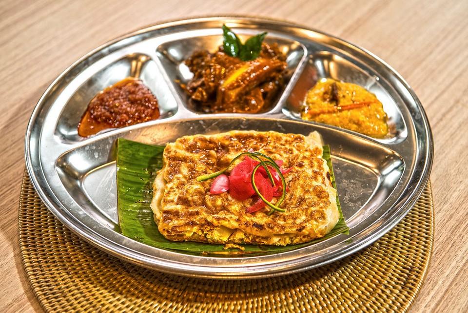 Murtabak must eat in malaysia (1)