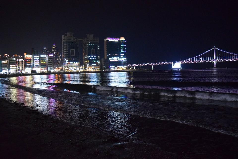 Gwangalli Beach busan korea (1)