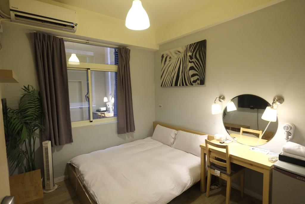 Taichung backpacker Tomer Hostel (1)