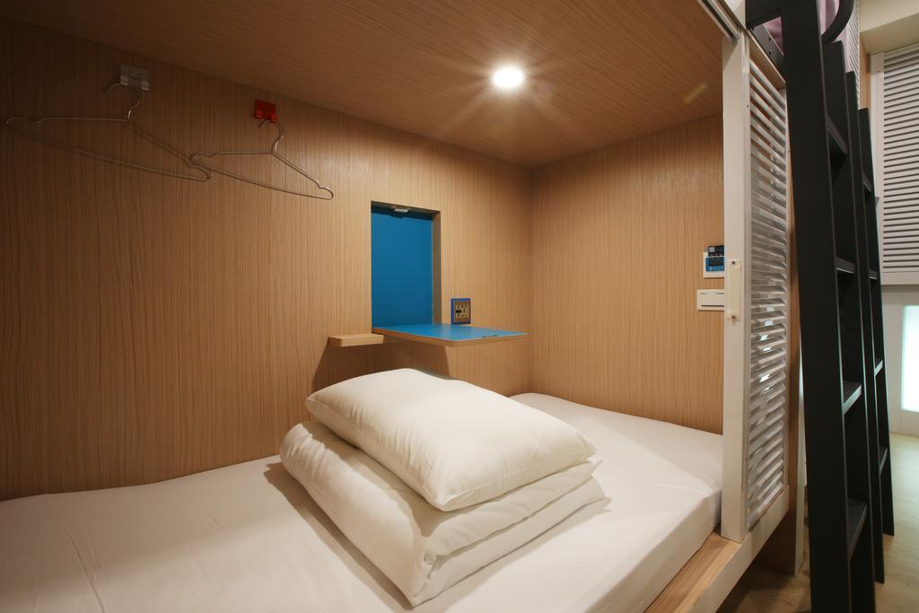 Taichung hostel near train station Loosha Hostel (1)