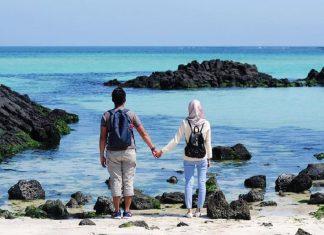 Jeju, one of the most romantic destinations in Korea.
