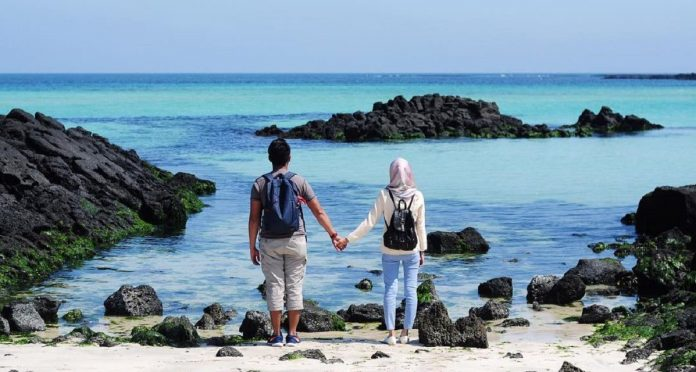 Jeju, one of the most romantic destinations in Korea.