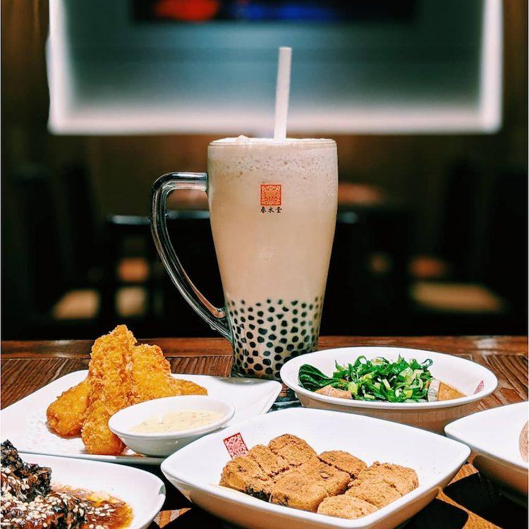 Chun Sui Tang Milk Tea, Taichung, Taiwan