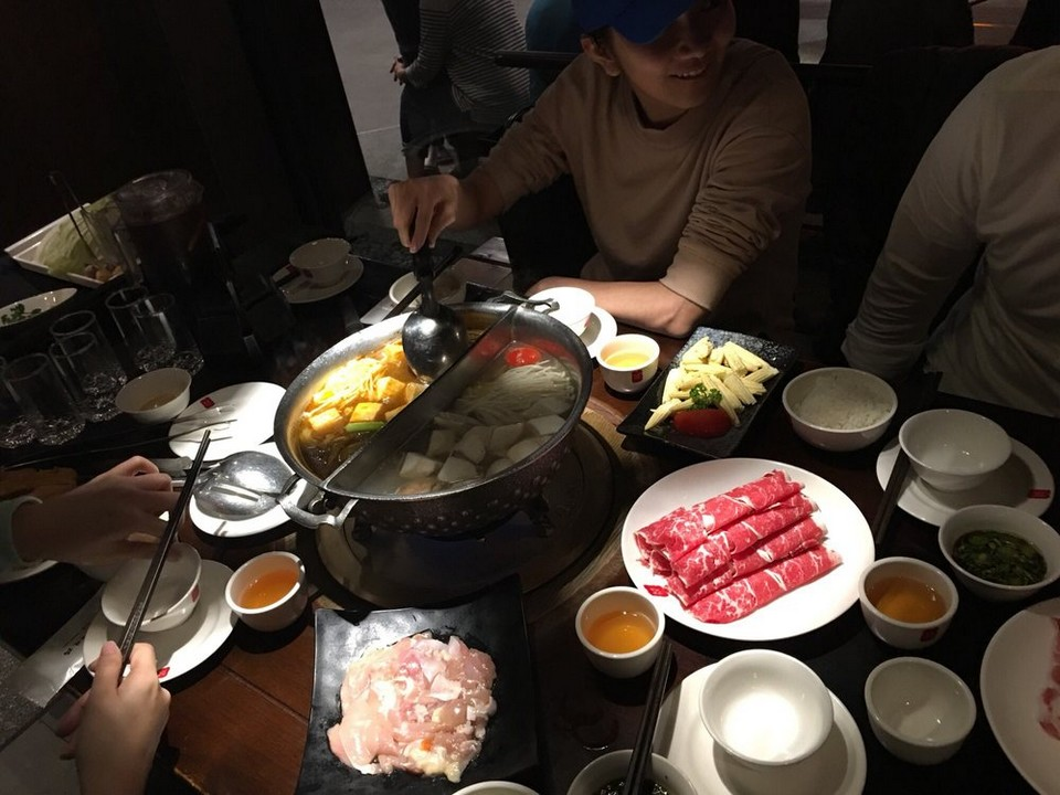 Ding Wang Hotpot taipei (1)
