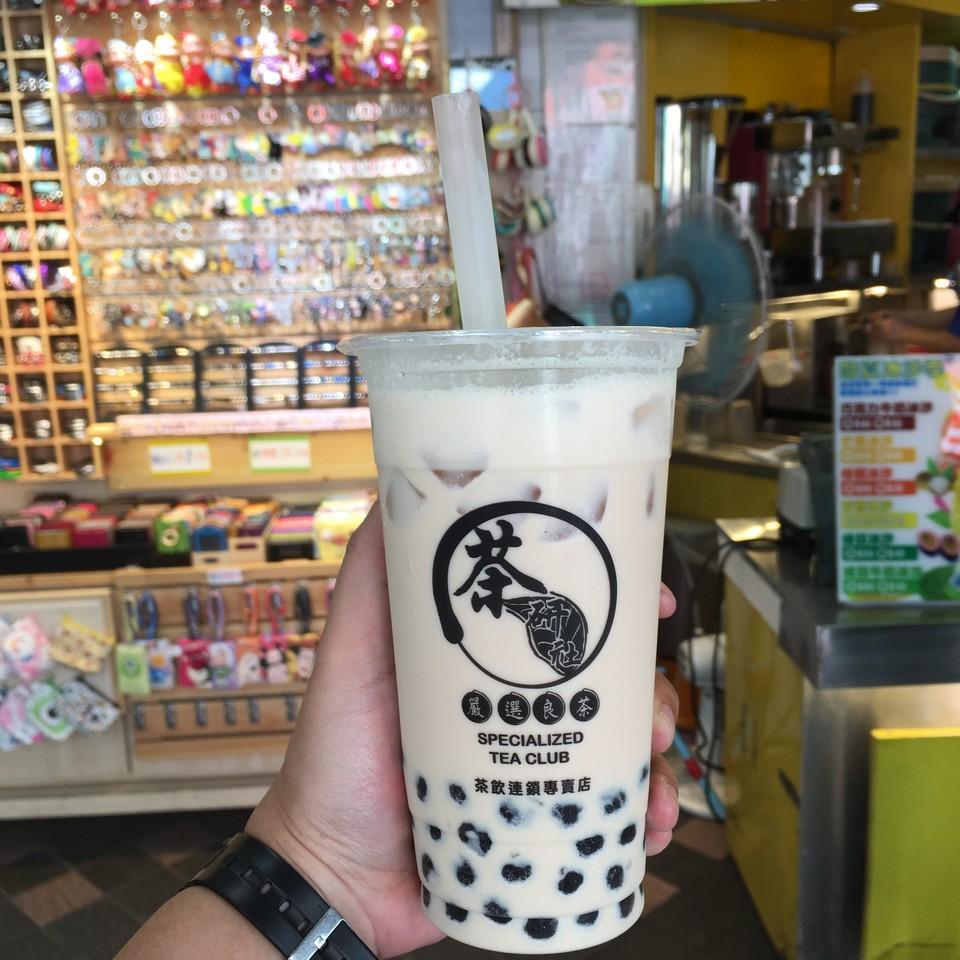 shilin night market bubble tea (1)