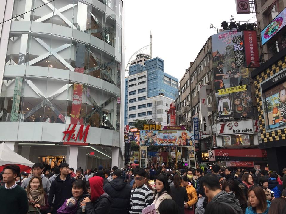 ximending night market taipei (1),where to shop in taipei blog