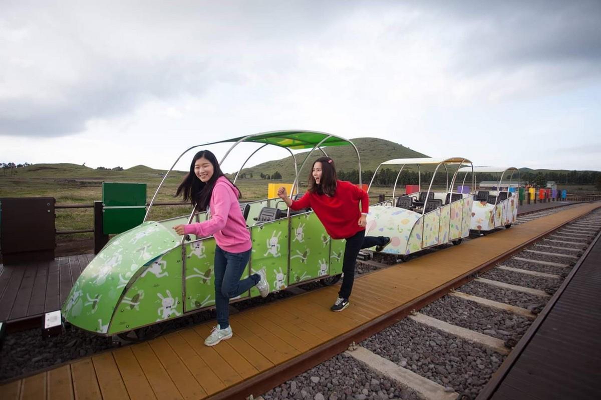 Jeju Island Rail Bike (1)