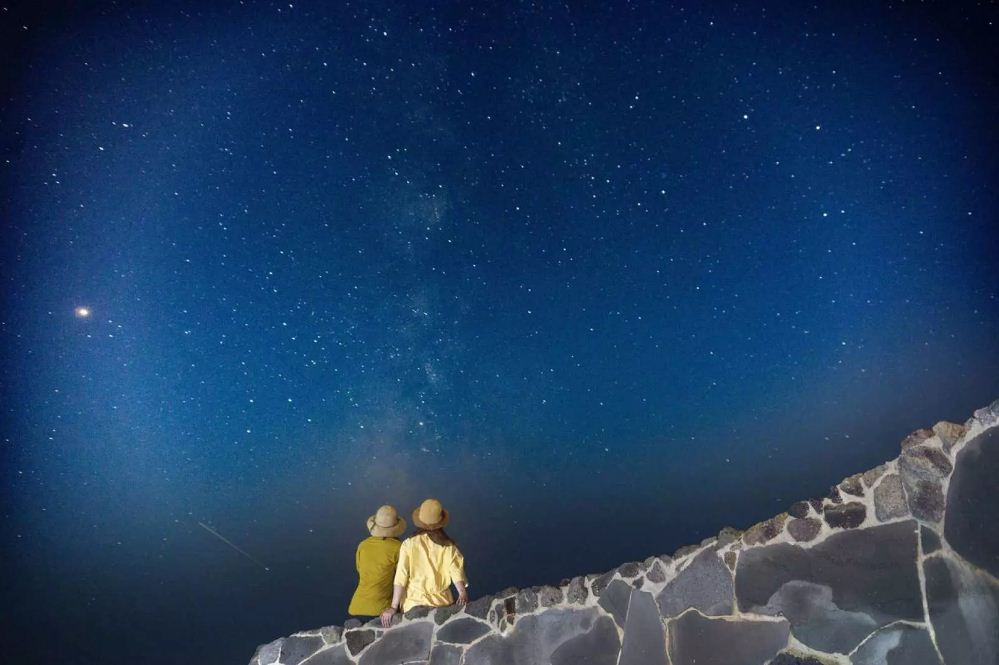 Jeju Starry Night Sky Photography and Light Painting Experience (4)