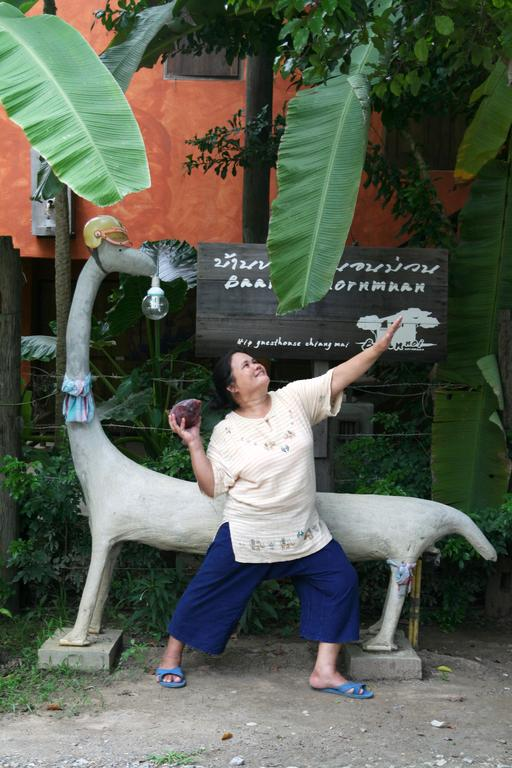 Baannoi Nornmuan Homestay chiang mai (2)