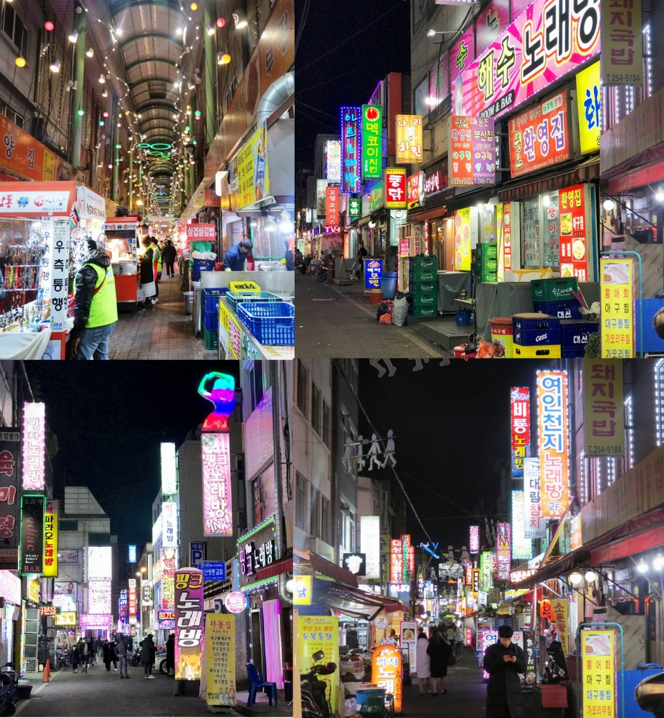 gukje night market, busan things to do at night (1)