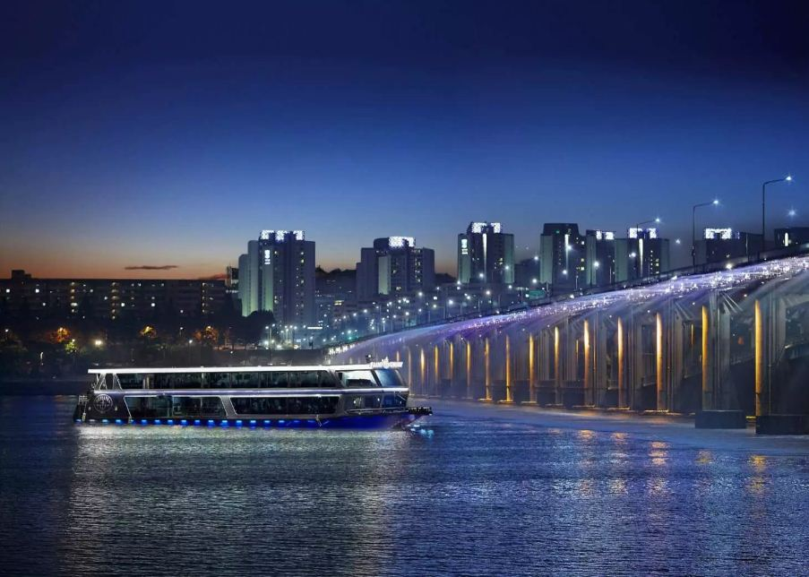 Han River Eland Cruise in Seoul (1)